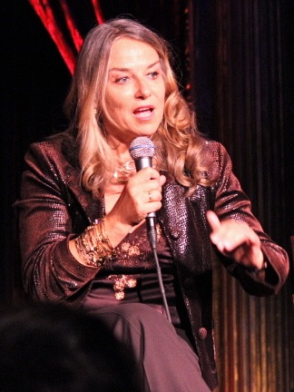 "Esther Perel  Author of ""Mating In Captivity,"" TED speaker and winner of the Vicky Woodhull freedom award"